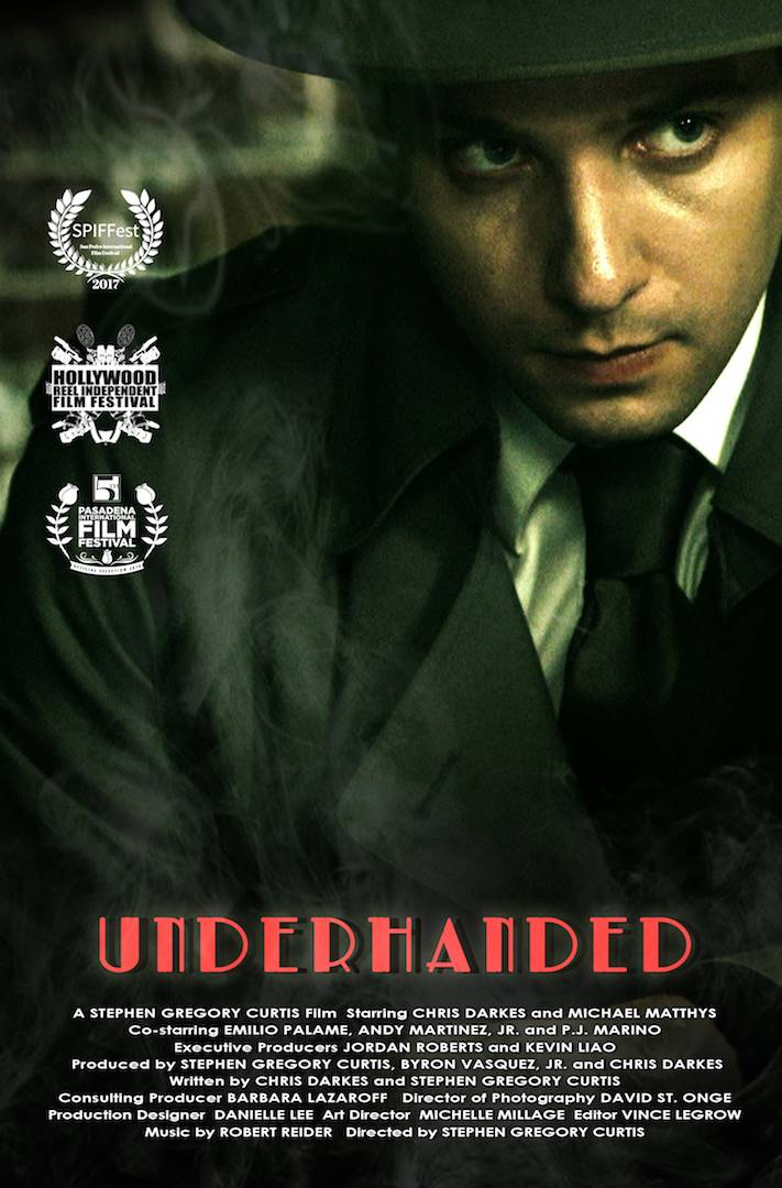 Underhanded Movie Poster